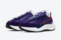 2021 релиз аутентичные Sacai Vaporwaffle 2.0 LDV обувь Ldwaffle черный белый зеленый синий красные тренажеры мужчины женщины на открытом воздухе Спортивные кроссовки с оригинальной коробкой