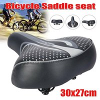 Bike Saddles Saddle For Bicycle Mountain Road Electric Scooter Comfortable PU Sponge Seat Riding Cycling Equipment Accessories
