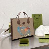 Luxe 3A Classic Marque Brown Shopping Sac En Cuir Sac à bandoulière à Sac à main de haute qualité