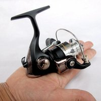 Portable Metal Spinning Wheel Rock Fishing Reel 3 Bearings R...