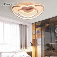 Tavan Işıkları Yüzey Monte LED Lambaları Aydınlatma için Çocuk Odası Yatak Odası Çalışma Odası Anaokulu Lusure Işık Fikstür AC90-260V