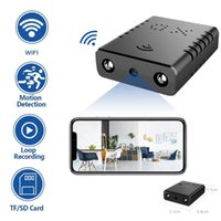 Mini Kameralar 1080 P Kamera WIFI XD Akıllı Kablosuz Kamera IP IP Küçük Spor Mikro Döngü Kayıt Uzaktan Monitör