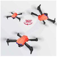 K3 drone 4k hd dual cámara wifi fpv altura mantiene la transmisión de tiempo real de DRON 1080P plegable RC Quadcopter Toy PK SG906 PRO Y0703