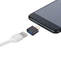 Universal USB zum Typ C-Adapterkabel für Android Mobile Mini-Typ-C Jack Splitter Smartphone USB-C-Anschlüsse OTG-Konverter