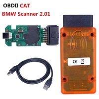 Code Readers Scan Tools عالية الجودة B-M-W W Scanner PA 2.0.1 لل Chassis E60 / E61 (5) E63 / E64 (6) E65 / E66 (7) E87 (1) E90 / E91 (3) سيارة تشخيص