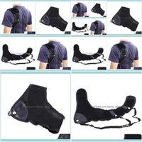 Back Support Safety Athletic As Sport Sortie Shunting Tir à l'arc Tiron Protecteur Réglable Protecteur Aessory Respirant pour l'extérieur JT-8891 DRO