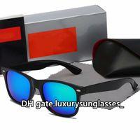 2140 Sonnenbrillen für Männer Frauen 2021 Metallrahmen Klassische Vintage Designer Luxus Aviator Pilot Fahrer WayFarers Mode Brillen Zubehör Gafas de Sol Großhandel