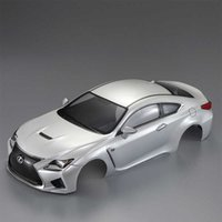 Killerbody 1 10 RC Touring Drift Car Lexus RCF Body Shell Finished Body Case Frame Fit For 257mm Wheelbase H1013