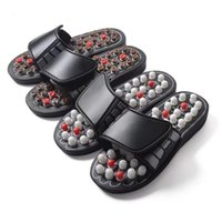 Pantofole di lusso DOT DOT DOT Japane Rotary Acupoint Massage Sole Pantofole