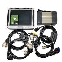 Ferramentas Diagnósticas Star C3 Diagnóstico MB Scanner Software HDD com laptop Toughbook CF-19 pronto para usar 2 anos de garantia