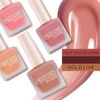 Blush Hold Live Juice Liquid Peach Facial Mate Nude Cosmetics Repair Blusher Rubor Ruddy Maquillaje Coreano