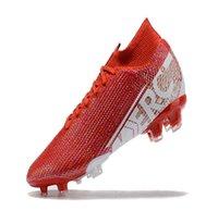 2021 Superfly 8 VIII 360 Elite FG Soccer Shoes XIV Dragonfly CR7 رونالدو الدافع حزمة MDS 04 14 حلم سرعة 4 رجل النساء بنين أحذية كرة القدم عالية المرابط US6.5-11