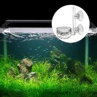 Luftpumpar Tillbehör Aquarium Bubble Diffuser Fish Tank CO2 System Stone Oxygen Ökad Raffinör med Sug Cup Airstone