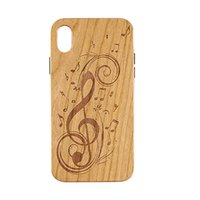 2021 New Wooden Phone cases Shockproof Durable Blank Walnut Wood Cover For iPhone X XS 11 12 Pro Max High Quality Luxury case