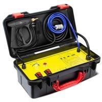 Aspirapolvere 110V 220 V Pulitore di vapore elettrico domestico 3000W 4.5bar ad alta temperatura e pressione condizionatore aria condizionata cappa cleanina auto