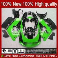 Body Green black Kit For SUZUKI SRAD GSX-R600 GSXR 600CC 750CC 750 600 CC 96 97 98 99 00 Bodywork 22No.101 GSXR600 GSXR-750 96-00 GSXR750 1996 1997 1998 1999 2000 Fairing