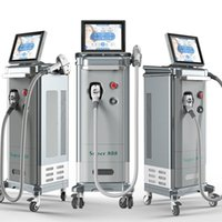 Strong power 808nm wavelength diode laser machine painless fast permanent hair removal skin rejuvenation beauty equipment