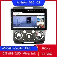 Player For Everest   Ranger BT-50 2006-2011 Android Auto Autoradio Carplay Radios 1 Din Central Multimidia Accessories Car Dvd
