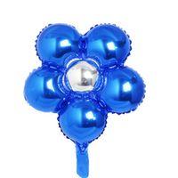 꽃 호 일 풍선 잎 꽃 baloon 생일 파티 웨딩 장식 파티 래플 플라이어 아기 샤워 여자 아이들 장난감 1957 v2