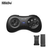 8bitdo M30 Bluetooth GamePad контроллер для Sega Genesis Mega Drive Стиль для Nintend NS Коммутационные аксессуары для игры H0906