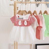 New small foreign style Princess dress baby girl mesh Chiffon children's skirt
