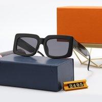 Yeni Yüksek Kalite Tasarımcı Bayan Güneş Erkekler Lüks Antik Erkek Moda Sürüş Polaroid Lensler Gözlüklü Kutusu Ile Adumbral