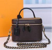 Manubrio su tela su portafogli Cortical MS Luxury Bag Portatile Bella moda La semplicità alla moda va con tutto