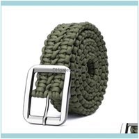Gadgets And Sports & Outdoorsparacord 550 Survival Belt Rope Hand Made Tactical Bracelet Outdoor Aessories Camping Hiking Equipment Drop Del