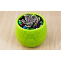 NEW Planter Pots Recycled Plastic Pots Perfect for Succulents Strong, Reusable Plant Flower Herb Bed Pot