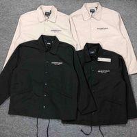 Correct fog double essentials Season 7 nylon jacket reflective coach