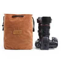 Duffel Bags Camera Bag Nikon Canon Sony SLR Lens Storage Shockproof Wear-resistant Tube Digital Liner