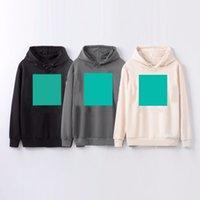 2021 Осень / зимняя мода толстовки для мужчин и женщин такими же буквами печатные цвета свободно комфортное пальто много видов стиля цвета Дополнительная одежда