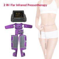 Lowest Price Air Pressure Slimming Suit Pressotherapy Lymphatic Drainage Body Contouring Beauty Salon Machine