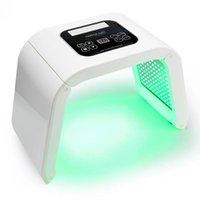 7 Colors PDT Photon Therapy Mask Machine LED Photonic Skin Care Rejuvenation Beauty Device Body SPA Light
