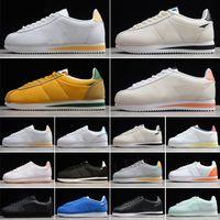 Classic Cortez Leather 2021 Run Shoes Hommes et Femmes Casual Sports En Cuir Original Super Moile Marche Sneakers occasionnels 36-45