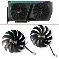 Fans & Coolings Original 100mm CF1010U12S GAA8S2U 4PIN RTX 3070 GOU FAN For ZOTAC GAMING GeForce AMP HOLO Dual Graphic Video Card