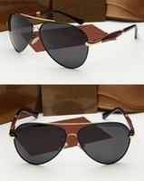 Top Quality Moda Aviation Sunglasses Mulheres Marca Designer Óculos de Sol para Mulher Senhora Sunglass Feminino G5011 com caso e caixa