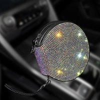 Car Organizer 2021 CD Bags Accessories Oxford Bag Case Storage Holder Box Cover Carrying Bling