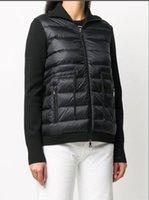 Women Stand CollarWhite Duck Down Coat knittingThin Soft Short Winter Jacket Slim Fashion Parkas