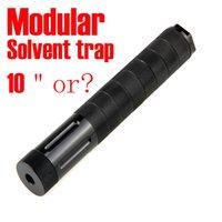 자동차 연료 필터 1 / 2-28 모듈러 솔벤트 트랩 10 인치 9mm 나파 4003 1.375 * 24 블랙 스크류 콘 컵 5 / 8-24