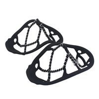 Disposable Gloves Women Men Boots Shoe Covers Outdoor Mountaineering Snow Non-Slip Crampons Claw Anti-Slip For Ice Hiking