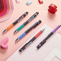 القلم اليابان الطيار عصير يصل 0.4 ملليمتر الصحافة لون محايد 20s4 طالب diy