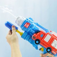 Los juguetes de la pistola de agua de los niños de alta presión de gran capacidad extraíble Spray de playa Ziyi lucha artefacto
