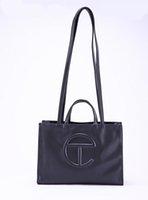 디자이너 톱 텔 쇼핑 가방 여성 지갑 핸드백 패션 스타일 럭셔리 Telfar 가방 PU 가죽 고품질 핸드백 도매 Telfars 지갑