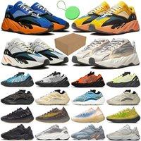 yeezy yezzy 700 v3 v2 380 alien Blue Oat hommes femmes chaussures de course triple noir azael mist hommes formateurs baskets de sport coureurs