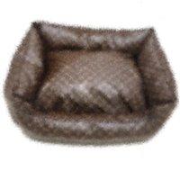 빈티지 편지 꽃 애완 동물 케네스 편안한 가죽 개 고양이 침대 chihuahua 조수 소파 Bulldog Schnauzer Labrador 침대 사육