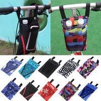 Велоспорт Водонепроницаемый Передняя Сумка для хранения Детский Велосипед Корзина Мобильный Телефон Кубок Чашки Чашки Воды Для Мотоцикла Сумки для мотоциклов 824 Z2