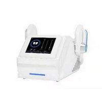 강력한 Hiemt EMS 근육 자극기 기계 지방 화상 체중 감량 전기 치료 Emslim 바디 슬리밍 기계
