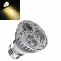 Bulbs E27 9W LED Bulb Spotlights Lamp Light AC85-265V High Luminous Spot Ceiling Quality 6PCS