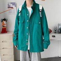 Men's Jackets Large Size M-5XL Denim Jacket Fashion Multicolor Casual Mens Streetwear Loose Hip-hop Bomber Men